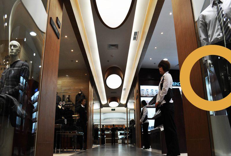 Centro Commerciale Songlei
